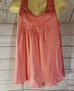 Spense Peach Blouse